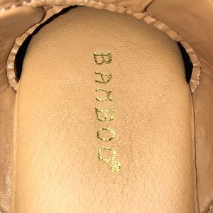 BAMBOO Shoes - BAMBOO CAMEL PLATFORM SANDALS